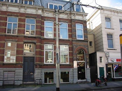 Sídlo UEA v Rotterdame